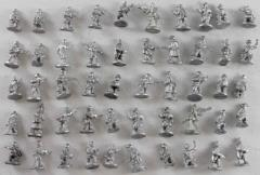 Russian Red Army Riflemen Collection #1