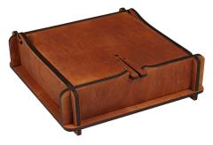 Magic Box - Mahogany