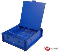 Universal Storage Box - Small, Blue