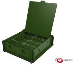 Universal Storage Box - Small, Green