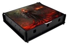 Universal Storage Box - Medium, Fire Revenant
