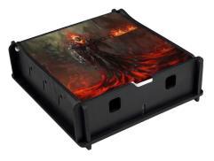 Universal Storage Box - Small, Fire Revenant