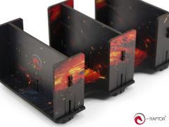 2L FullPrint Lava Card Holder