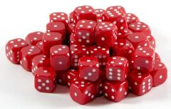 Extra Dice - Red (100)