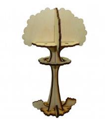 Atomic Explosion - Wood