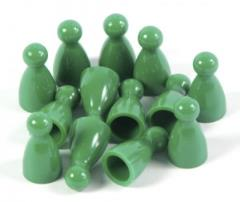 Pawns of the Head - Green
