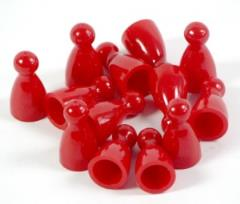 Pawns of the Head - Red