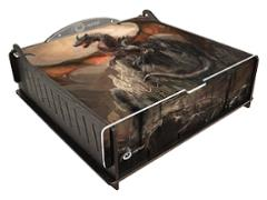 Trading Card Storage Box - Deluxe, Dragon Castle