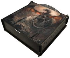 Trading Card Storage Box - Ultimate, Dragon Castle