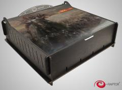 Trading Card Storage Box - Ultimate, Death Army