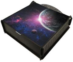 Trading Card Storage Box - Ultimate, Outer Space