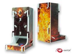 Cuboid Tower - Full Print, Fire Revenant
