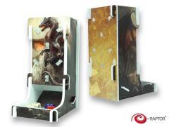 Cuboid Tower - Full Print, Dragon Guardian