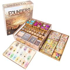 Founders of Gloomhaven - Box Insert