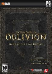 Elder Scrolls, The #4 - Oblivion (Game of the Year Edition)