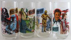 Empire Strikes Back Glass Collection - Complete Set of 4!