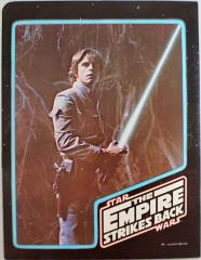 Empire Strikes Back Pocket Folder - Luke on Dagobah