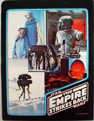 Empire Strikes Back Pocket Folder - Montage