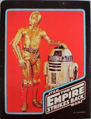 Empire Strikes Back Pocket Folder - C-3PO & R2D2