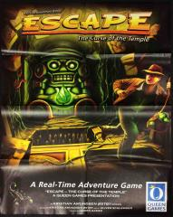 Escape - The Curse of the Temple, Promo Poster
