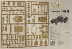 U.S. Armored Scout Car