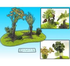 Exotic Trees