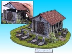 Chapel w/ Graveyard
