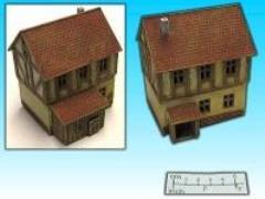 Half Timbered House #1