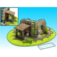 Cloister Ruin #2