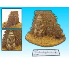 Desert Statue