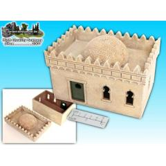 Modular House w/Roof - Oriental Design