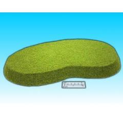Hill w/Grass #6