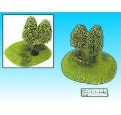 Hill w/Trees #2