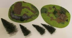 Forest Terrain Collection #1