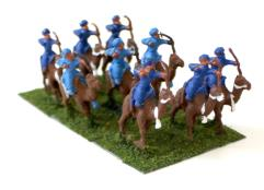 Arab Camel Riders w/Bows Collection #1