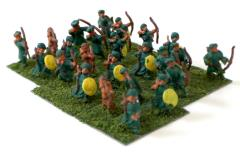 Arab Archers Collection #1
