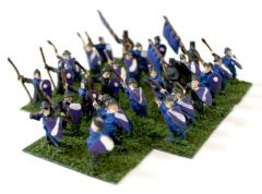 Feudal Spearmen Collection #1