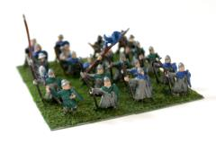 Feudal Spearmen Collection #2