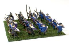Feudal Spearmen Collection #3