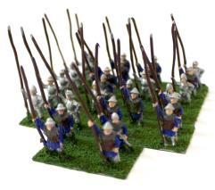 Feudal Pikemen Collection #2