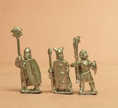 Command Pack - Chieftain, Standard Bearer, & Hornblower