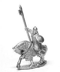 Cavalry w/2-Handed Cut & Thrust, Javelin, Bow, & Shield - Extra Heavy