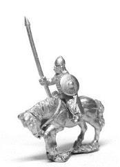 Cavalry w/Lance, Javelin, Bow, & Shield - Heavy