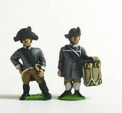 Landwehr Command Pack - Officers & Drummers