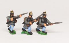 Hungarian Line Infantry - Advancing