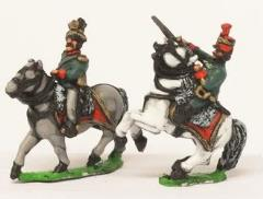 Austrian Cavalry - Staff Officers 2