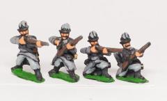 Austrian Infantry - Feld-Jagers