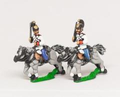 Austrian Cavalry - Cuirassiers
