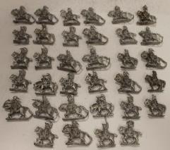 British Cavalry Collection #1