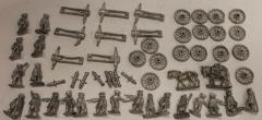 British Cannons & Crews Collection #1
